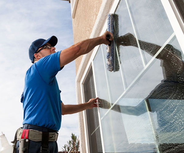 Promotion Free Window Cleaning